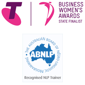 Accreditations and awards - ABNLP, Telstra Business Women's Award