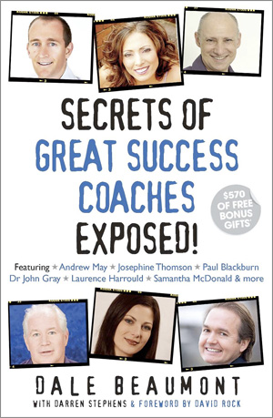 Secrets of Great Success Coaches Exposed
